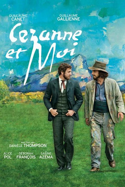 Recensie Cézanne et moi (2016)