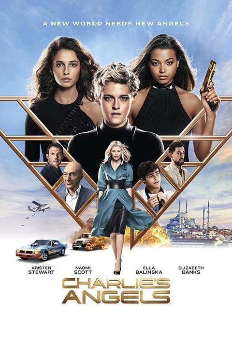 Recensie Charlie's Angels (2020)