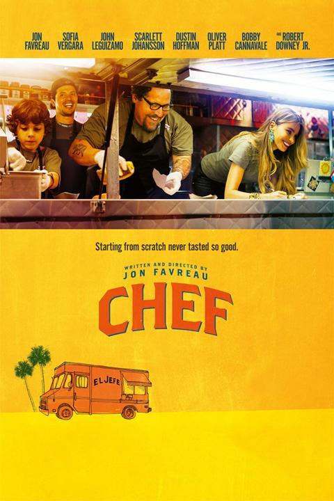 Recensie Chef (2014)