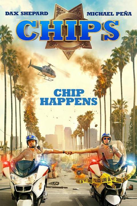 Recensie Chips (2017)