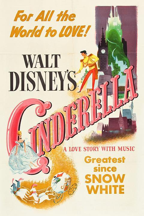 Recensie Cinderella [1950] (1950)