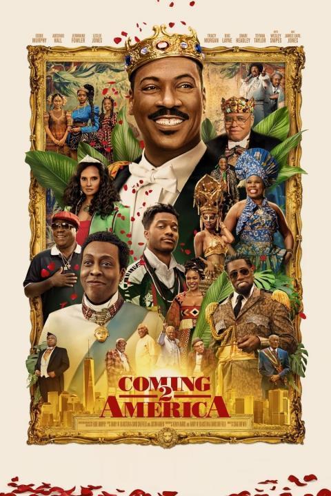 Recensie Coming 2 America (2021)