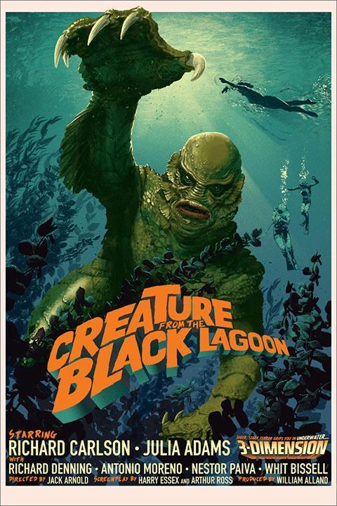 Recensie Creature From The Black Lagoon (1954)
