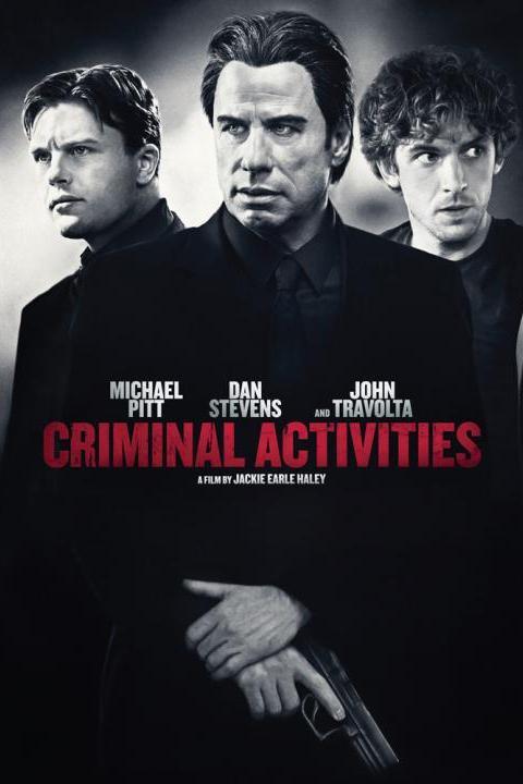 Recensie Criminal Activities (2016)