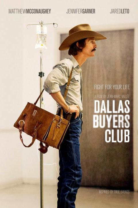 Recensie Dallas Buyers Club (2014)