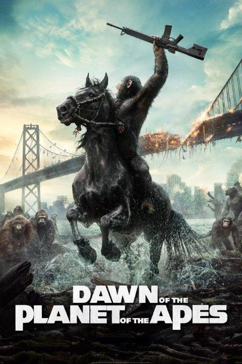 Recensie Dawn of the Planet of the Apes (2014)