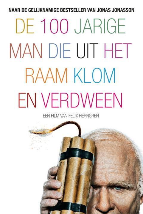 Recensie De 100-Jarige Man die uit het Raam Klom en Verdween (2014)