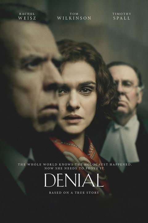 Recensie Denial (2017)