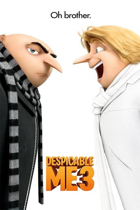 Recensie Despicable Me 3 (2017)