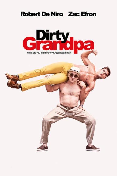 Recensie Dirty Grandpa (2016)