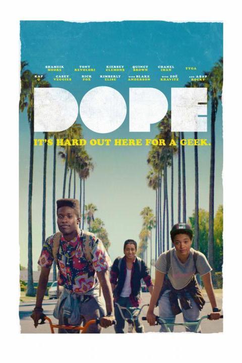Recensie Dope (2015)