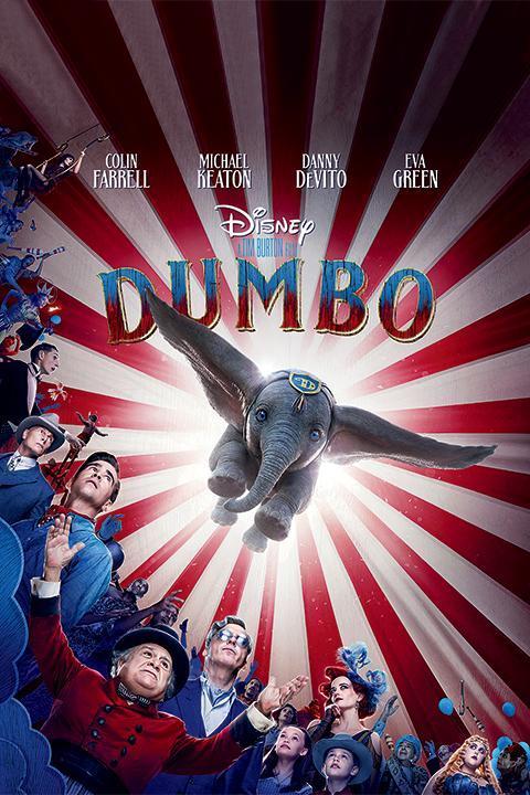 Recensie Dumbo [2019] (2019)