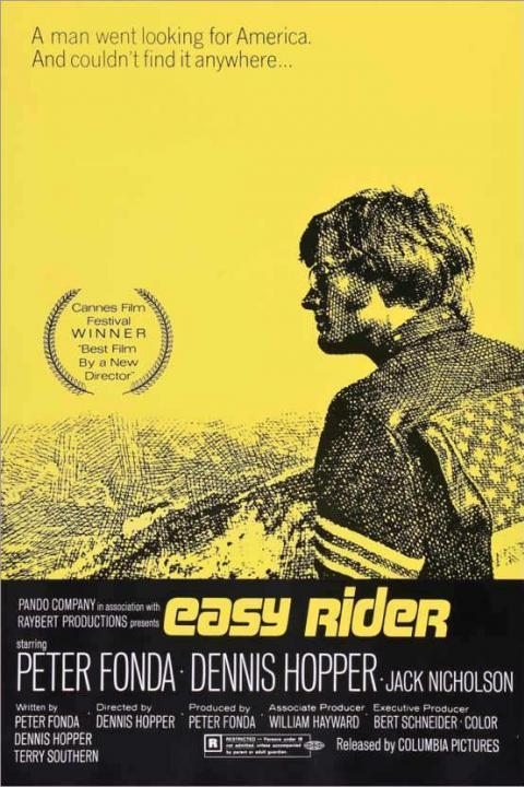 Recensie Easy Rider (1969)