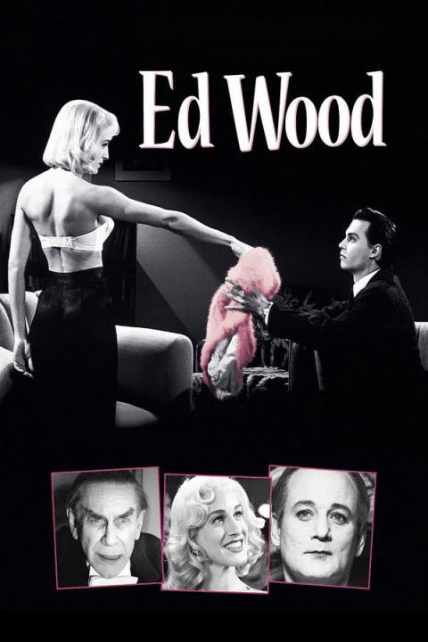 Recensie Ed Wood (1994)