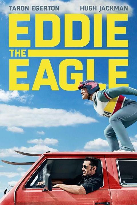 Recensie Eddie the Eagle (2016)