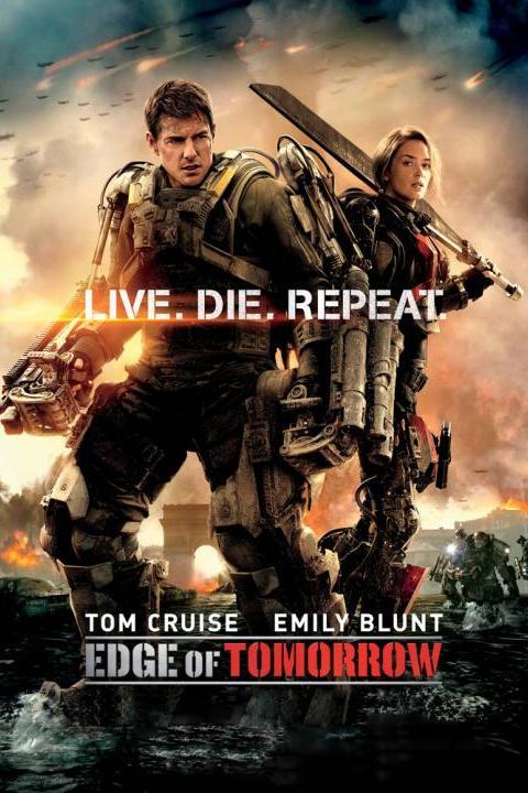 Recensie Edge of Tomorrow (2014)