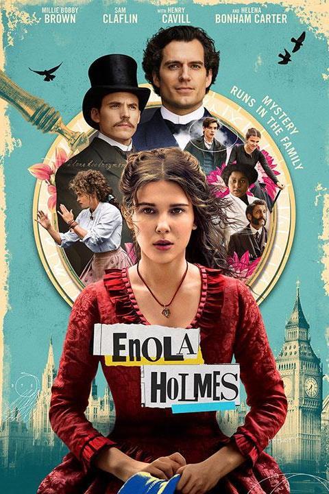 Recensie Enola Holmes (2020)