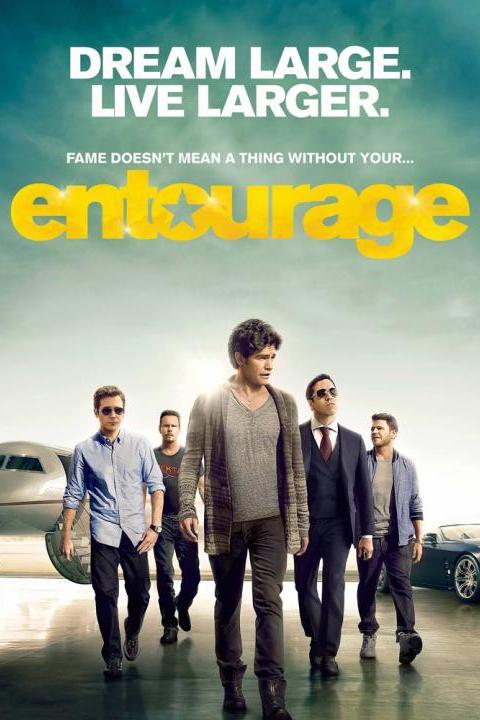 Recensie Entourage (2015)