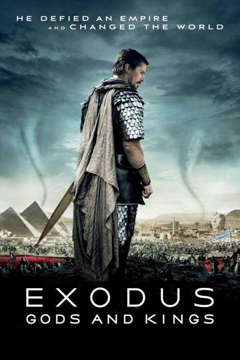 Recensie Exodus: Gods and Kings (2014)