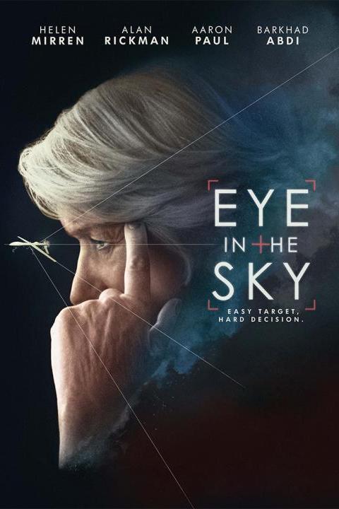 Recensie Eye in the Sky (2016)