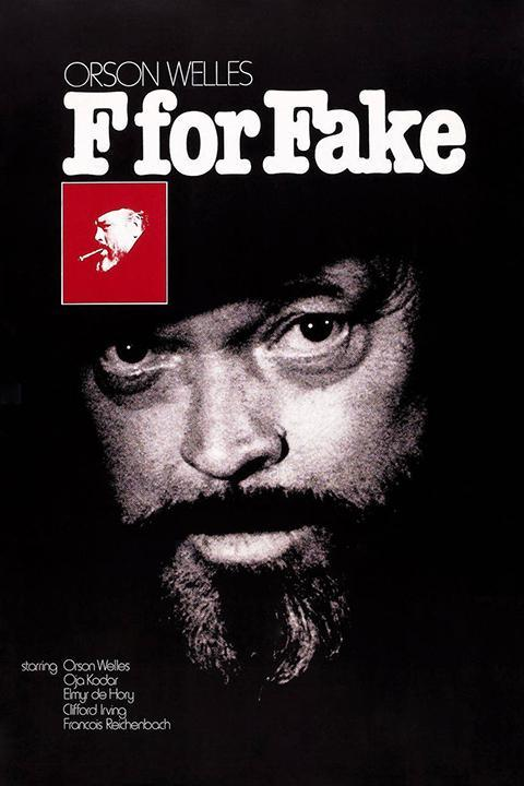 Recensie F for Fake (1976)