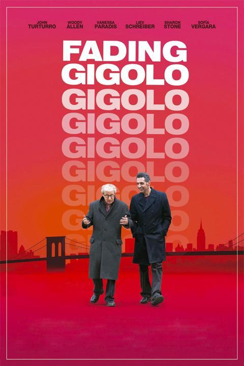 Recensie Fading Gigolo (2014)