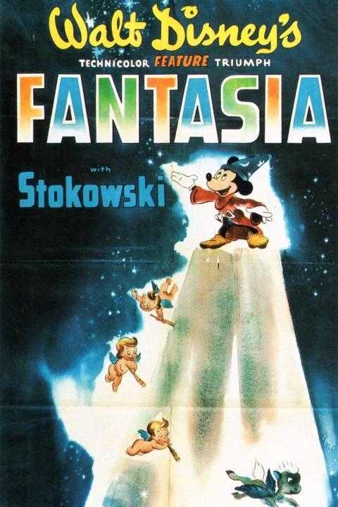 Recensie Fantasia (1940)
