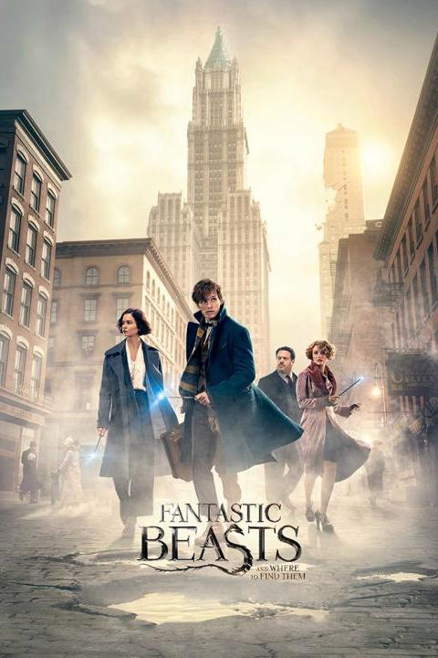 Recensie Fantastic Beasts and Where to Find Them (2016)