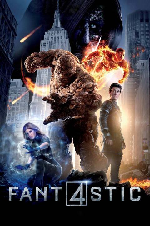 Recensie Fantastic Four (2015)