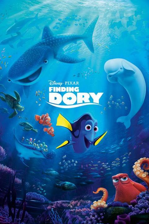 Recensie Finding Dory (2016)
