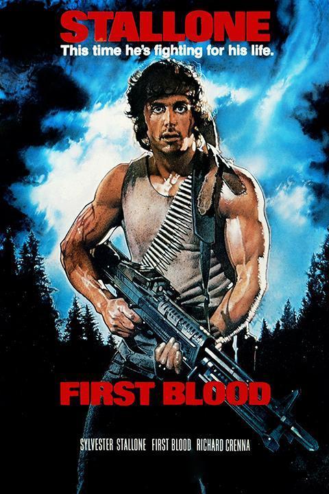 Recensie First Blood (1983)