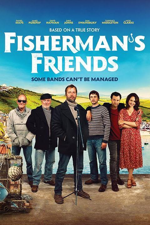 Recensie Fisherman's Friends (2019)