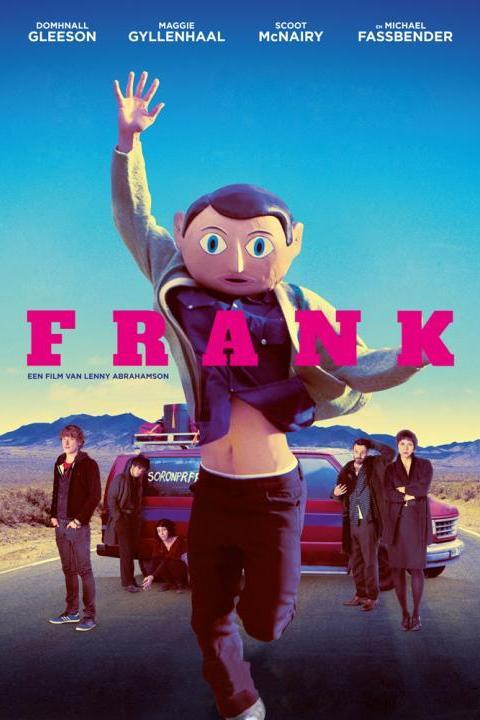 Recensie Frank (2015)