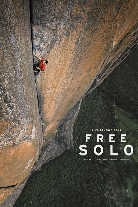 Recensie Free Solo (2019)