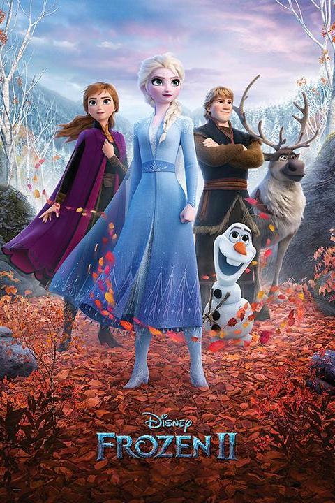 Recensie Frozen 2 (2019)