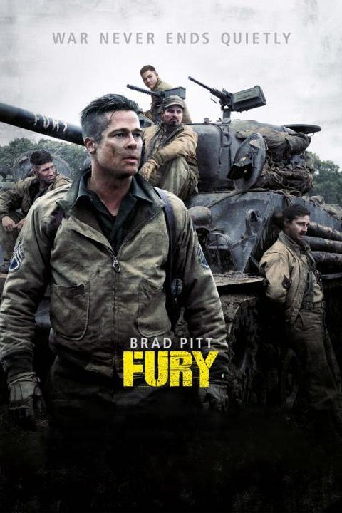 Recensie Fury (2014)