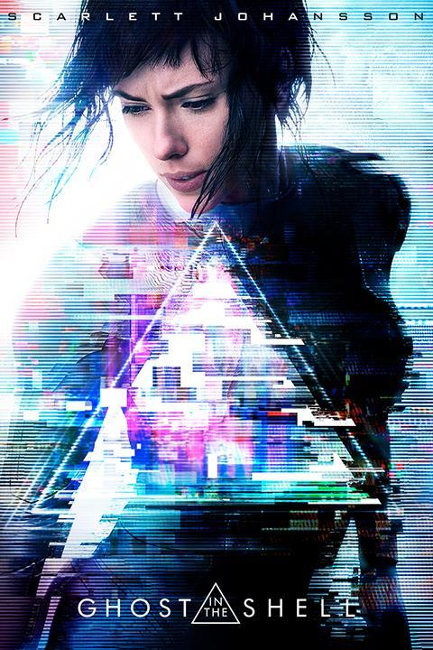 Recensie Ghost in the Shell [2017] (2017)