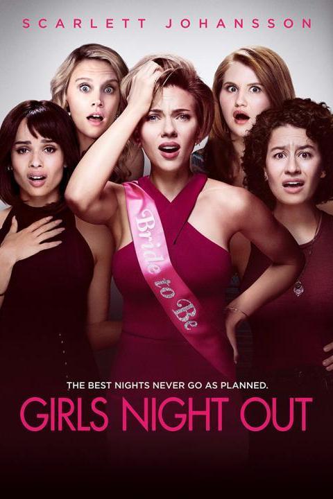 Recensie Girls Night Out (2017)