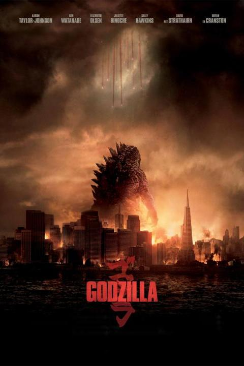 Recensie Godzilla (2014)
