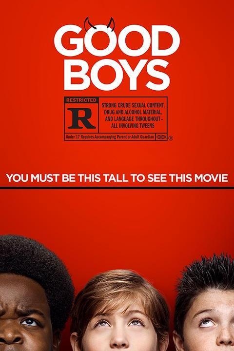 Recensie Good Boys (2019)