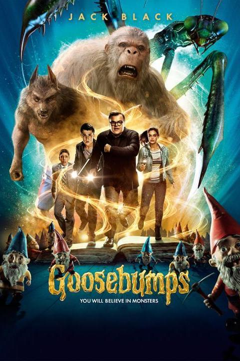 Recensie Goosebumps (2016)