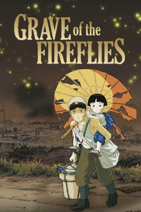 Recensie Grave of the Fireflies (1988)