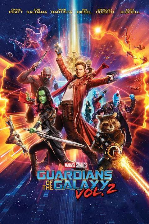Recensie Guardians of the Galaxy Vol. 2 (2017)