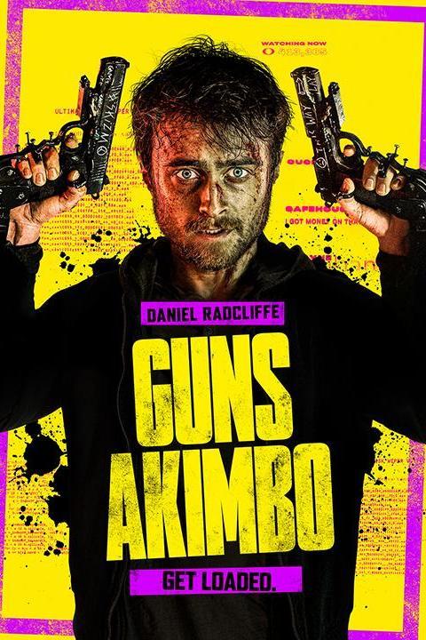 Recensie Guns Akimbo (2020)