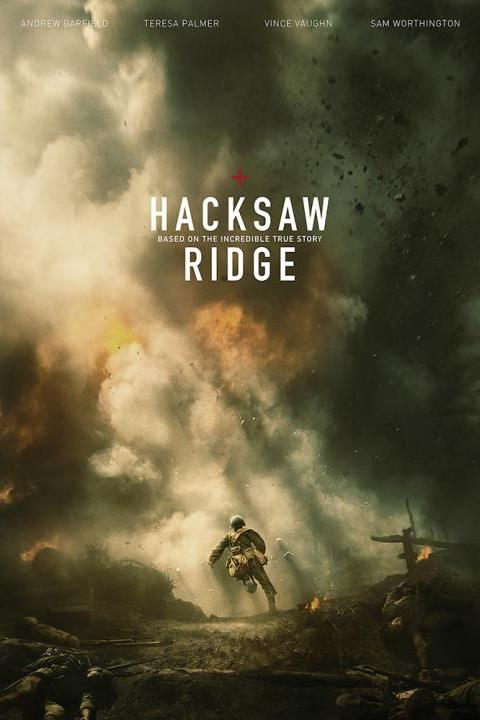 Recensie Hacksaw Ridge (2016)
