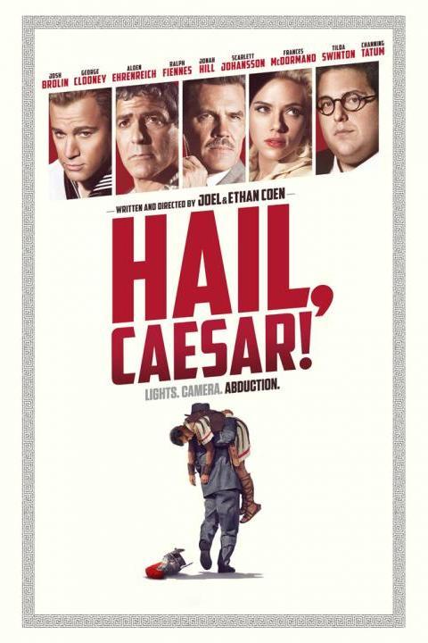 Recensie Hail, Caesar! (2016)