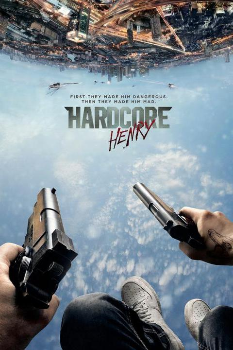 Recensie Hardcore Henry (2016)