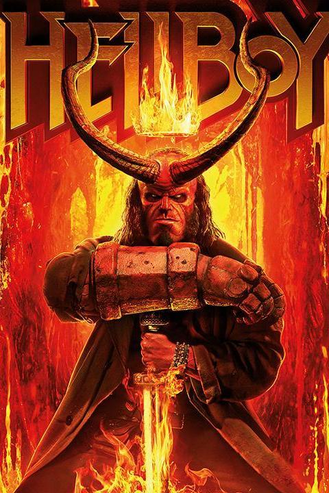 Recensie Hellboy (2019)