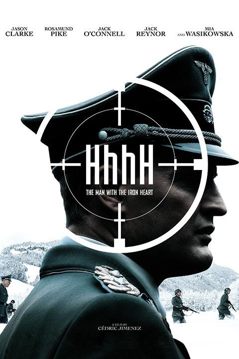 Recensie HhhH - The Man with the Iron Heart (2017)
