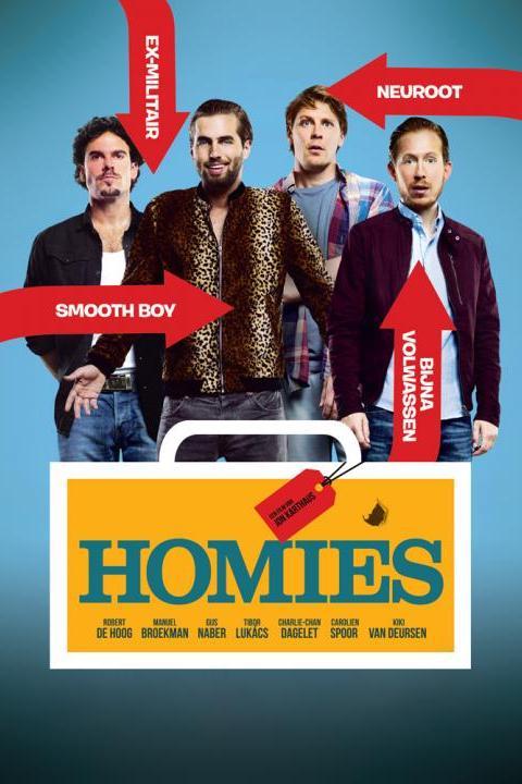 Recensie Homies (2015)